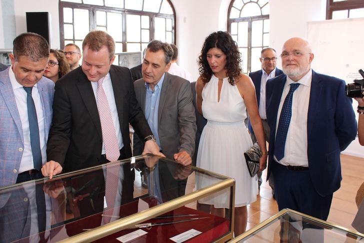 El stand de la Junta en la Feria de Albacete muestra los proyectos ITI de turismo
