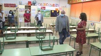 Castilla-La Mancha destina 1,5 millones para distribuir material sanitario de protección en los colegios de Albacete