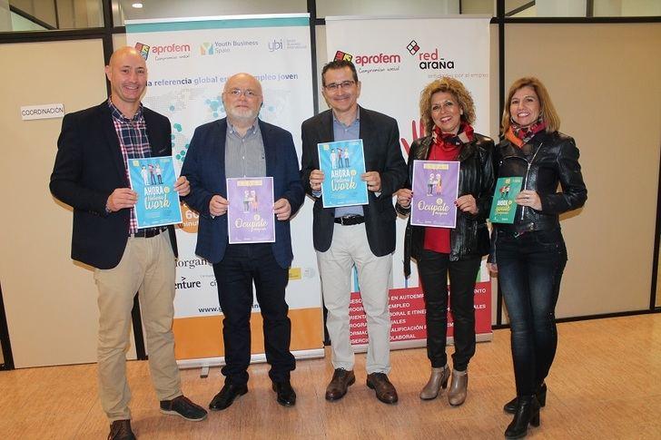 La Junta destaca el trabajo de APROFECM en Albacete por el empleo juvenil