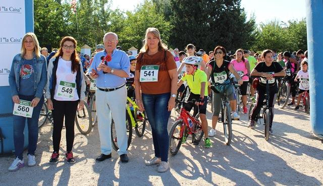 La primera ruta 'En marcha por la investigación' de Albacete, otra iniciativa para luchar contra el cáncer