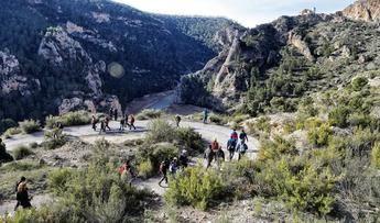 Casas de Ves y Alborea son las dos nuevas rutas de senderismo de la Diputación de Albacete