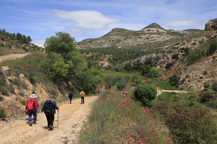 Elche de la Sierra será el próximo destino de la ruta de senderismo de la Diputación de Albacete