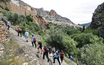 Ayna acoge la última de esta la primera parte de las rutas de senderismo de la Diputación de Albacete