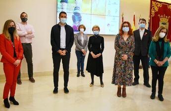Presentadas en la Diputación de Albacete las 'Rutas saludables' que la AECC impulsa en la provincia