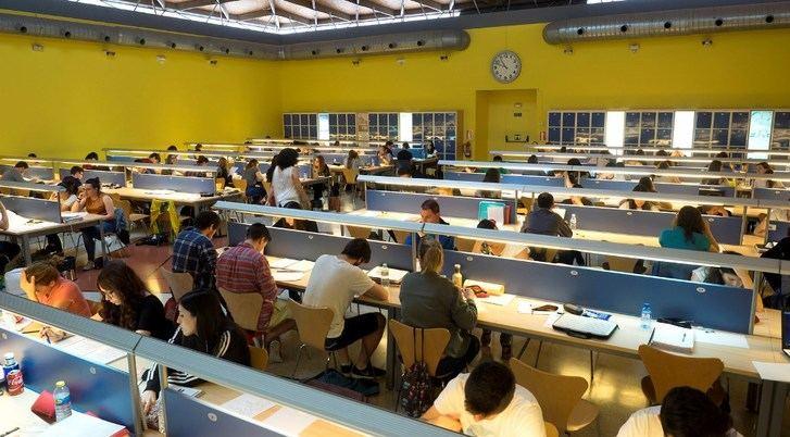 Las salas de estudio de los Depósitos del Sol y la Posada del Rosario de Albacete abrirán también por la tarde