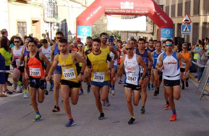 Chinchilla, cita del próximo domingo del Circuito de Carreras Populares de la Diputación de Albacete