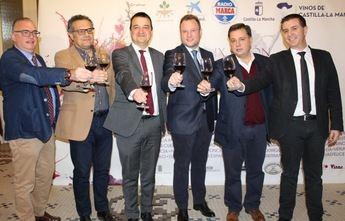 Inaugurada en Albacete la XI edición del 'Salón Brindis', donde homenajear el buen vino de Castilla-La Mancha