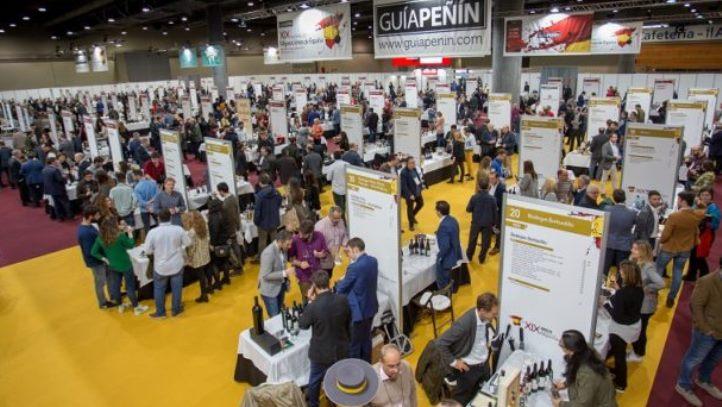 Vinos de DO de La Mancha, Manchuela y Almansa, representados en el Salón de los Mejores Vinos de España en Madrid