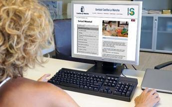 Nuevo espacio web, para ciudadanos y profesionales, sobre salud mental de la Junta de Castilla-La Mancha
