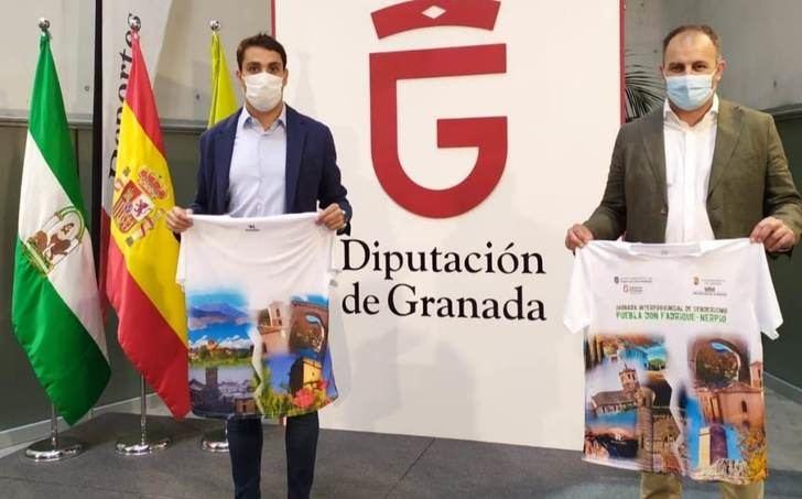 La Diputación de Albacete y la de Granada impulsan la 'Jornada Interprovincial de Senderismo Puebla de Don Fadrique- Nerpio'