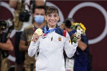 Sandra Sánchez, oro para la talaverana