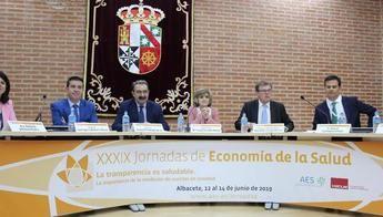 La Junta de Castilla-La Mancha destaca la importancia de la sostenibilidad del sistema sanitario público