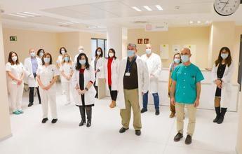 Reumatología y Medicina Interna inician la actividad en el nuevo Hospital Universitario de Toledo