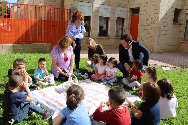 La escuela infantil 'San Pablo' de Albacete consigue el premio a la 'Excelencia e Innovación Educativa'