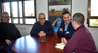 Pavimentación de calles y arreglos del edificio municipal entre las ayudas de la Diputación para la localidad de Albatana
