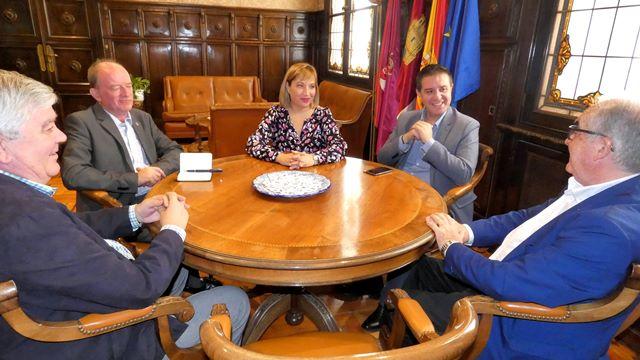 La Diputación de Albacete brinda su apoyo al III Congreso Regional de Enólogos, en marzo del año 2020