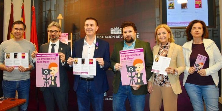 'Marzo Cinematográfico' para dar visibilidad a las mujeres, en la Filmoteca de Albacete
