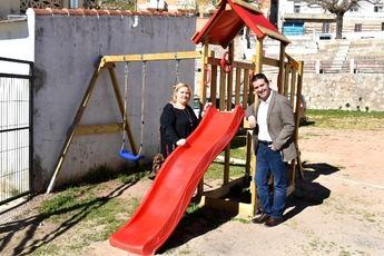 Paterna del Madera disfruta de varias mejoras en la localidad gracias al apoyo de la Diputación de Albacete