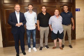 A Santi Denia le 'encantaría' jugar en Albacete con las categorías inferiores de la selección