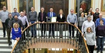 Sedipualb@, de la Diputación de Albacete, finalista en los premios nacionales de innovación y servicios públicos