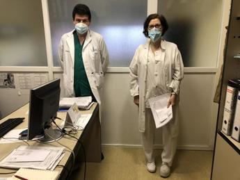 El Hospital de Toledo habilita una consulta de alta resolución de Covid-19 para el seguimiento de pacientes tras el alta