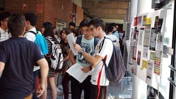 Resultados más que aceptables de los estudiantes hellineros en las pruebas de EVAU