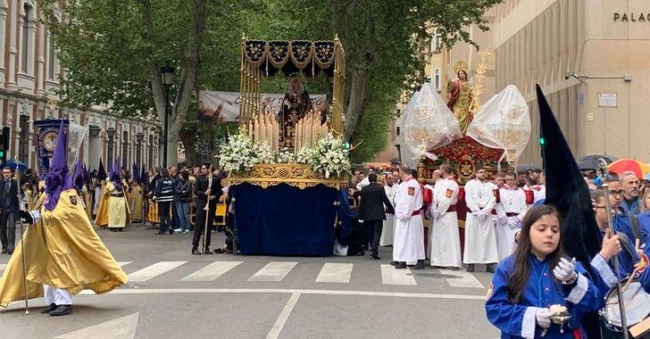 La Semana Santa de Albacete se consolida como referente en Castilla-La Mancha