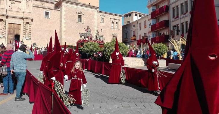 La Semana Santa este año no será en las calles.