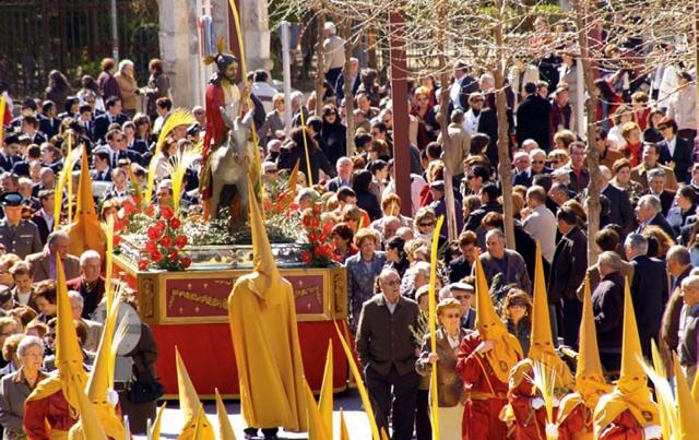 La Semana Santa de La Roda, de Interés Turístico Regional, contará con 2.500 cofrades