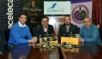 """La Junta de Cofradías de Albacetese ruene con Picalsina y Albaceteca.com por una causa justa """"Caramelos solidarios"""""""