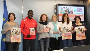 La Semana Solidaria de Albacete tendrá hasta mayo diversas actividades de conciliación y culturales