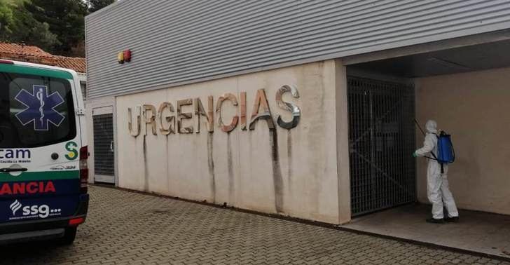 El SEPEI limpia varios edificios públicos en Villarrobledo, Hellín, Molinicos, Alcaraz y Almansa