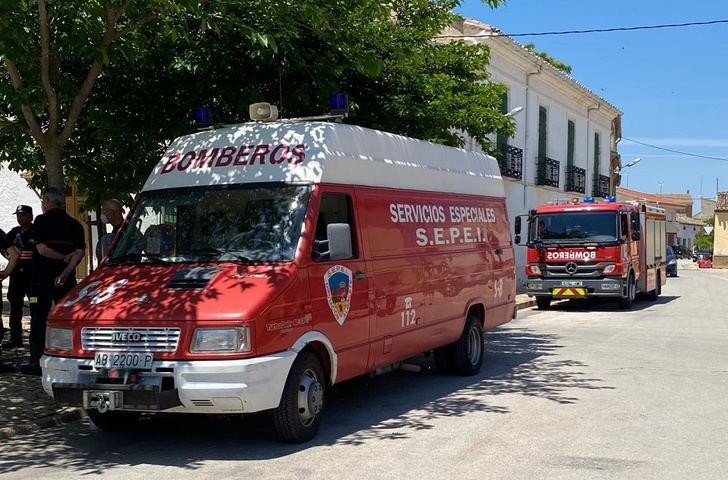 EL SEPEI cerró otra semana de desinfección en la provincia de Albacete sumando también mercadillos
