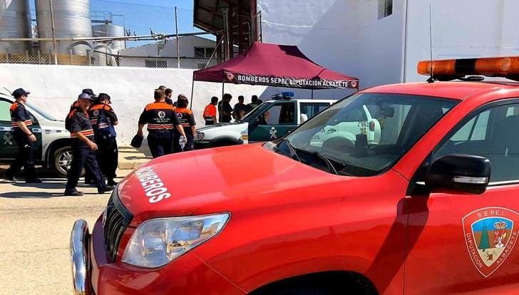 El Sepei localiza en buen estado de salud al ciclista desaparecido el viernes en la Alborea (Albacete)