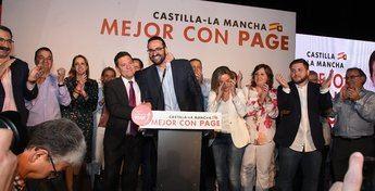 El PSOE de Castilla-La Mancha cree que se valoran sus medidas y los ciudadanos quieren continuidad