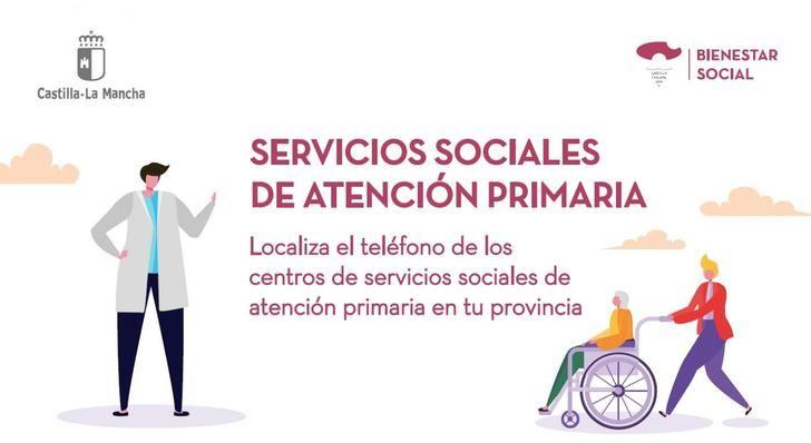 Dotan de 156 dispositivos móviles a Servicios Sociales en los pueblos de Castilla-La Mancha