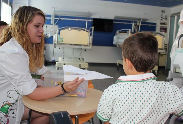 Más de 100 niños hospitalizados han participado en la Escuela de Verano del Hospital de Albacete