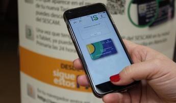 Aumenta un 65% el número de descargas de la app de cita previa del SESCAM