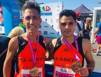 Severino Felipe gana la Media Maratón de Lanzarote y Arturo Quijada acaba tercero
