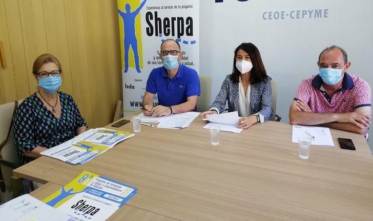 Hellín se suman a la octava edición del programa Sherpa para emprendedores
