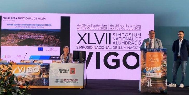 La Diputación de Albacete, ejemplo de desarrollo sostenible en iluminación en el 'Simposium Nacional de Alumbrado'