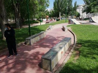 El Ayuntamiento de Albacete invertirá 12.000 euros en mejorar la seguridad del Skate Park del Parque Lineal
