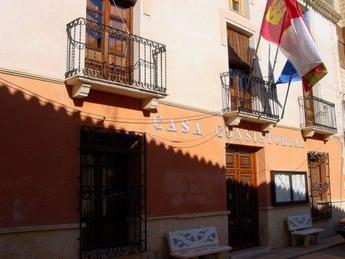 Una mujer de 33 años herida por arma blanca en una pelea Socovos (Albacete)