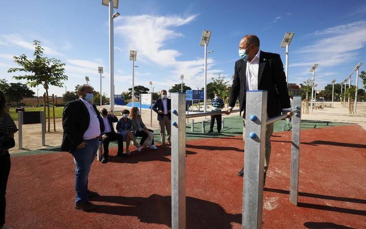 12 solares readaptados en Albacete, con más de un millón de euros, para fomentar la convivencia vecinal