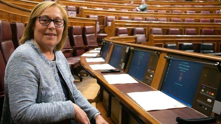 Soledad Velasco (PSOE) ya es nueva diputada nacional por Albacete, en sustitución de González Ramos