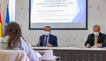 El 6 de abril se podrán presentar solicitudes a las 1.583 plazas de empleo público convocadas por la Junta de C-LM