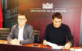 Diputación de Albacete y Junta invertirán 600.00 euros en desarrollar programa de fomento del deporte en edad escolar 'Somos deporte 3-18'