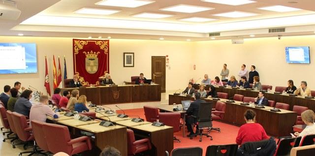 Sorteados en el Ayuntamiento de Albacete los miembros de las mesas electorales del día 28 de abril