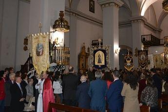 El pregón a cargo del presidente de la Diputación de Albacete abre la Semana Santa de El Bonillo 2018
