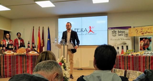 Alpera se da a conocer en el stand de la Diputación dentro del espacio 'Conoce nuestros pueblos'
